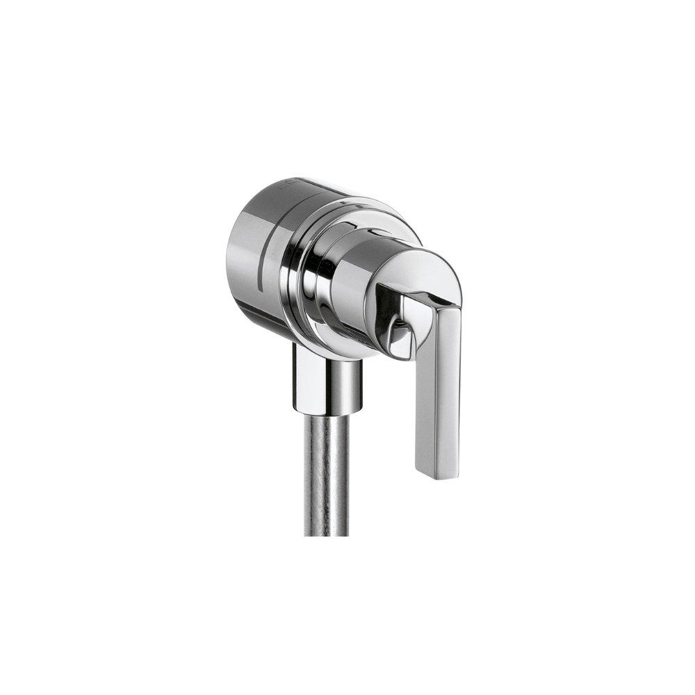 Шланговое удлинение AXOR для смесителя на 2 отверстия хром  39882000