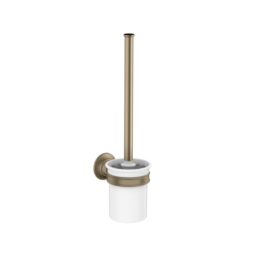 Набор для WC AXOR Montreux шлифованный никель  42035820