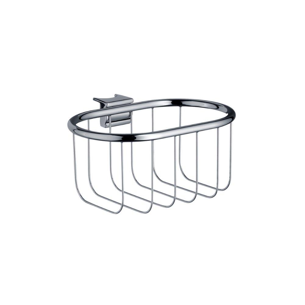 Мыльница-короб AXOR Montreux шлифованный никель  42066820
