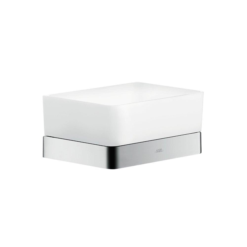 Полочка AXOR Universal Accessories для душа/ванны для настенного монтажа и монтажа на рейлинге хром  42802000